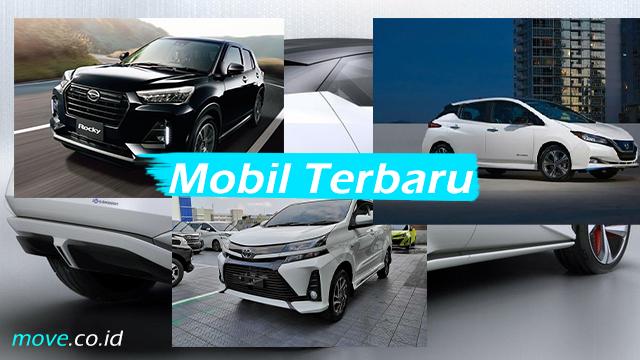 Mobil Terbaru Tahun 2021 di Indonesia