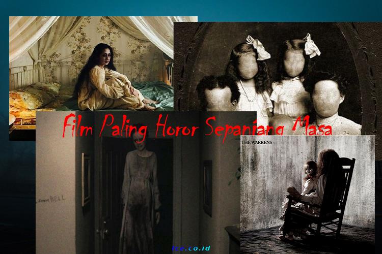 Film Paling Horor Sepanjang Masa