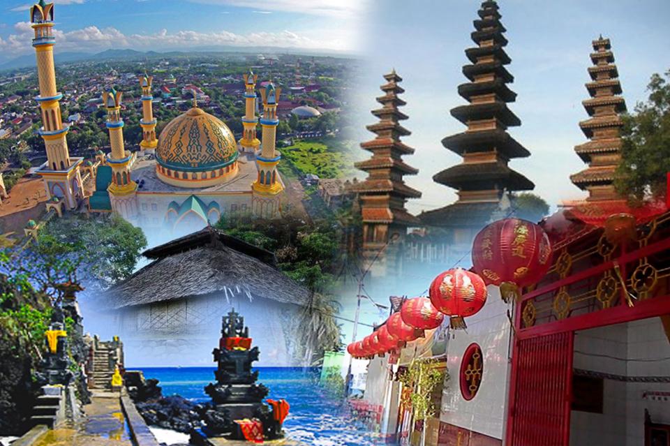 Destinasi Wisata Religi Terbaik Di Indonesia