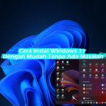 Instal Windows 11