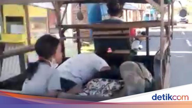 Viral Warga Meninggal Diangkut Motor Roda 3